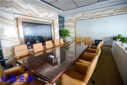 办公室装修欧式风格惊艳众人