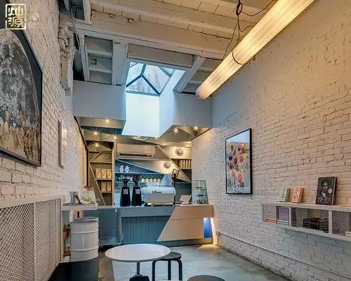 做良心的餐厅设计效果——灿源装饰-钱眼产品