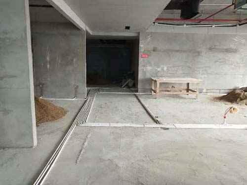 大唐一号总部三骏建材公司办公室亿博国际开户施工图