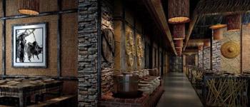 地方特色餐厅设计逐渐走俏  餐饮创业老板必须抓住的3个重点