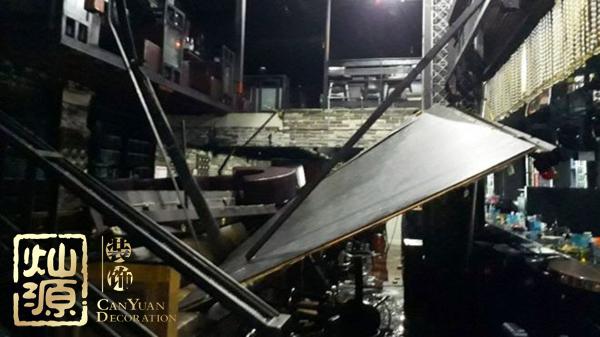 韩国光州酒吧坍塌最新进展 内部共370人2人死亡10多人受伤