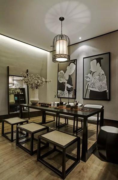 中式茶馆亿博国际开户图片