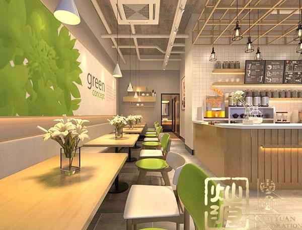 南宁奶茶店亿博国际开户看这3点,让店面上升好几个档次!