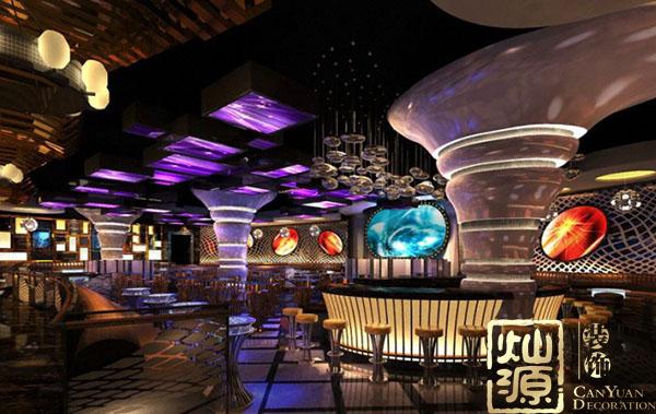 让人一眼沦陷的南宁酒吧亿博国际开户设计,就是这个范儿