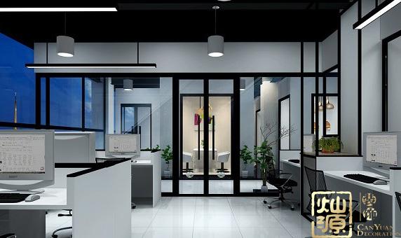小面积办公室亿博国际开户,那些你不知道的效果