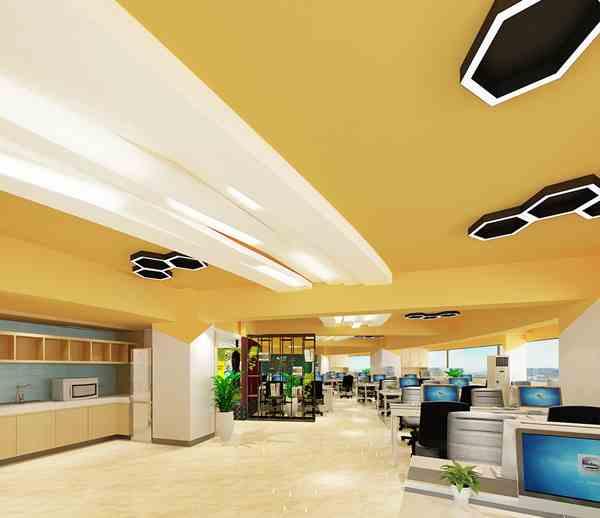 森马巴拉巴拉服装鞋帽行业办公室亿博国际开户施工案例--灿源装饰