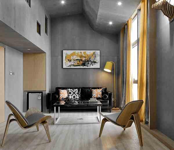 永凯·春晖花园贵阳小型展厅空间亿博国际开户案例--灿源装饰