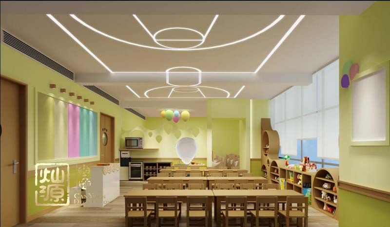 南宁幼儿园设计亿博国际开户