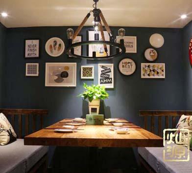 保利·21世家主题餐厅大红鹰论坛高手版案例-大红鹰在线平台装饰