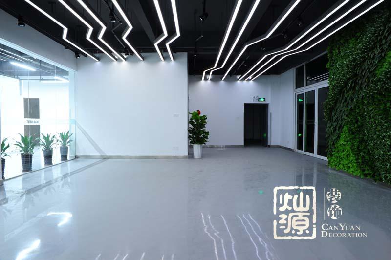 高新區企業總部廠房辦公室設計億博國際開戶案例-燦源裝飾