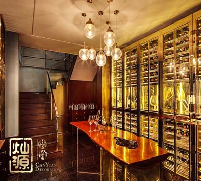 醉在時光里南寧酒吧億博國際開戶案例-燦源裝飾