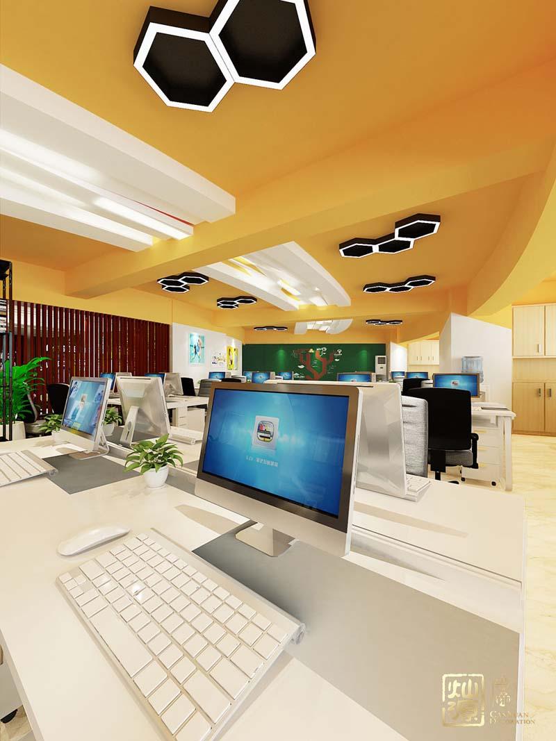 南宁办公室亿博国际开户公共办公区