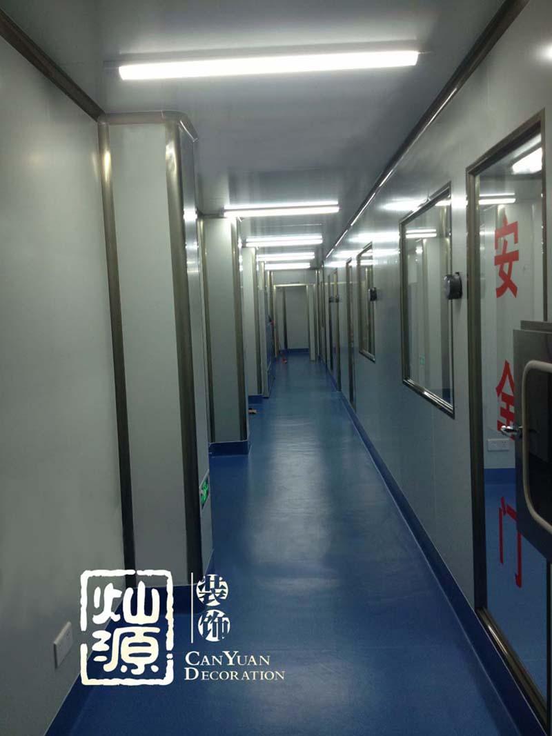德燊工业园医药厂厂房亿博国际开户案例