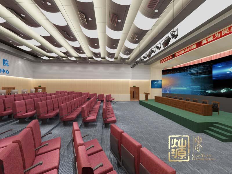 广西高级人民法院信息系统运维亿博国际开户案例-灿源装饰