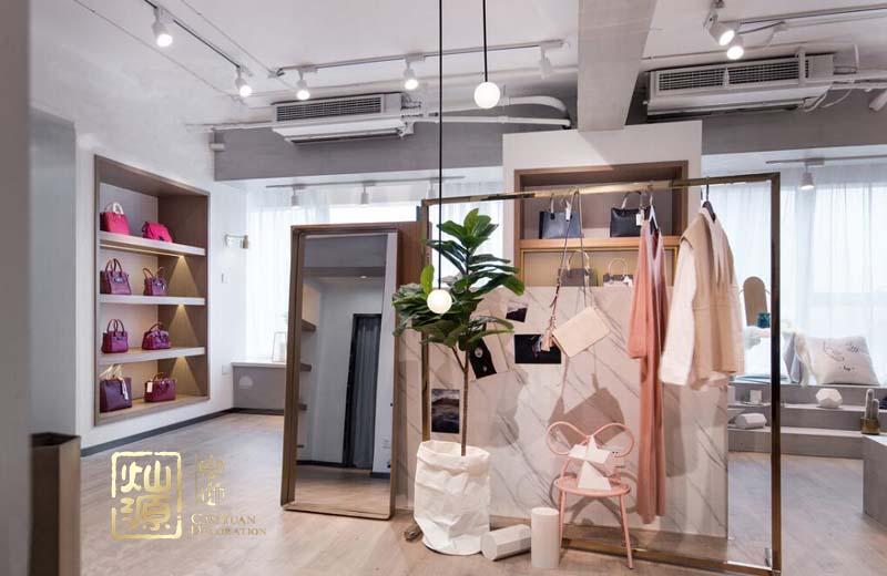 南宁服装店设计