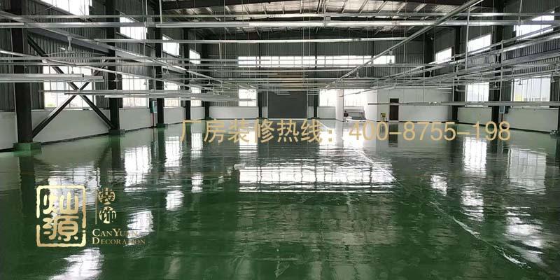 隆安厂房亿博国际开户完工后实景图