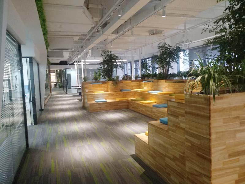 办公楼亿博国际开户多功能室实景图
